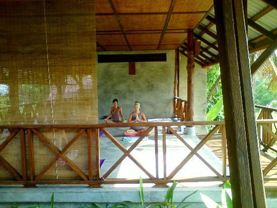 Siam Healing Centre: blissfull yoga at siam