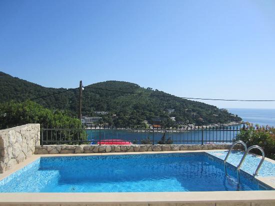 Villa Katarina : View from apartment