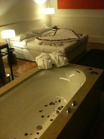 Cortiina Hotel: Business Suite