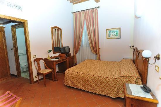 Villa La Nina: camera doppia