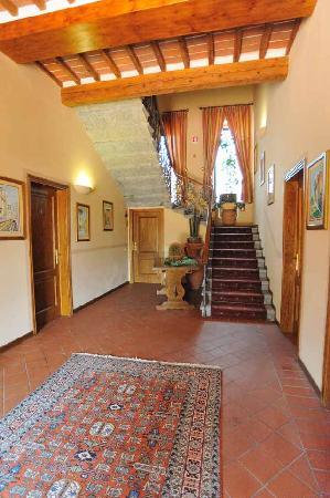 Villa La Nina: ingresso camere