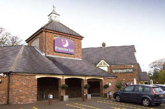 Premier Inn Macclesfield North Hotel