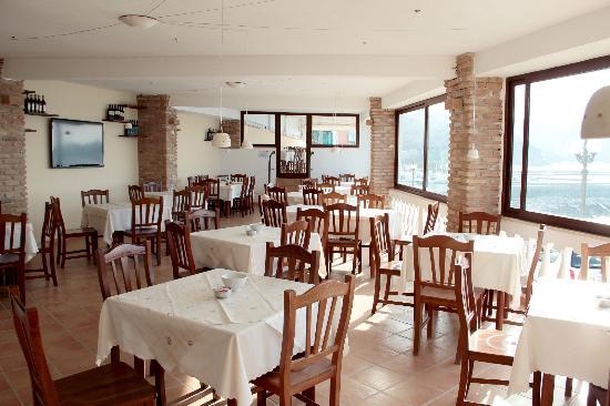 Albergo Tirreno : Sala ristoro