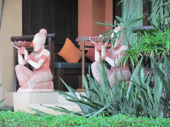 Bo Phut Resort & Spa: Terasse