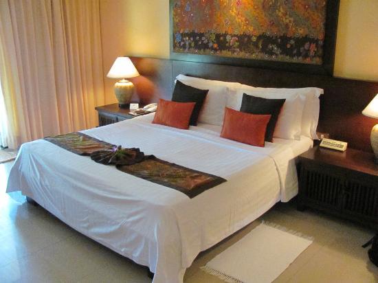 Bo Phut Resort & Spa: Deluxezimmer