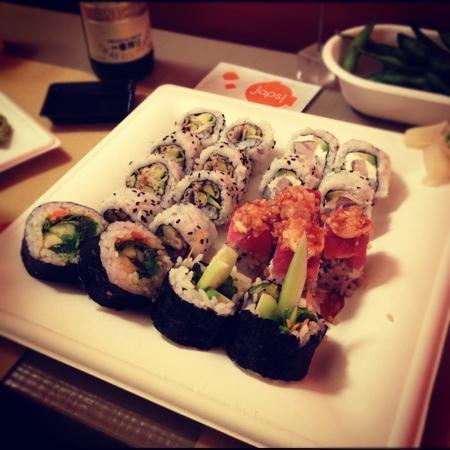 Japs! Sansalvario: Uno dei nostri piatti
