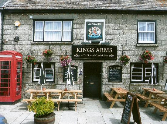 King's Arms: Kings Arms front
