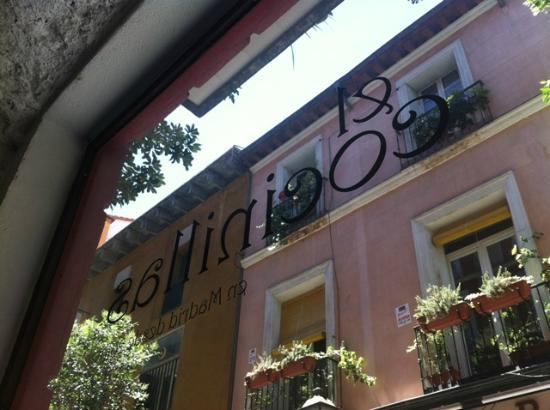 Restaurante el cocinillas madrid malasa a fotos for El cocinillas madrid
