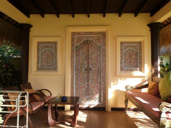 Life in Amed Boutique Hotel: entrée