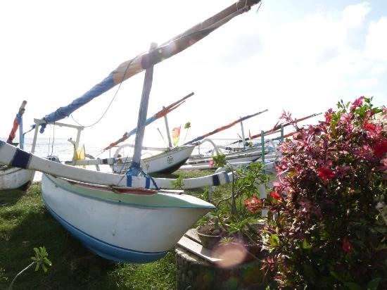 Life in Amed Boutique Hotel: retour de pêche