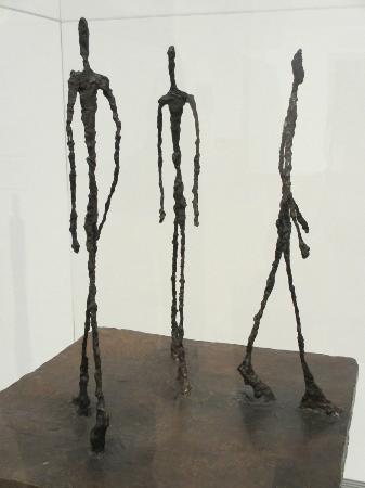 Grande figure, Giacometti