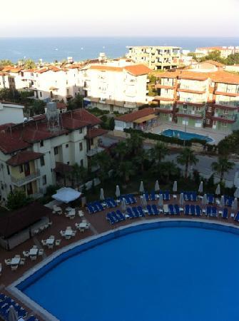 Narcia Resort Hotel: chambre 1523