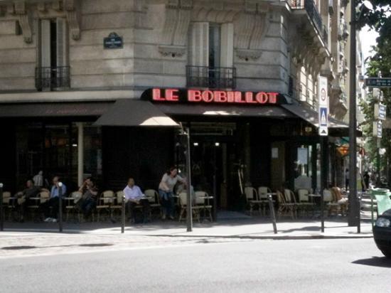 Restaurant  Rue Bobillot
