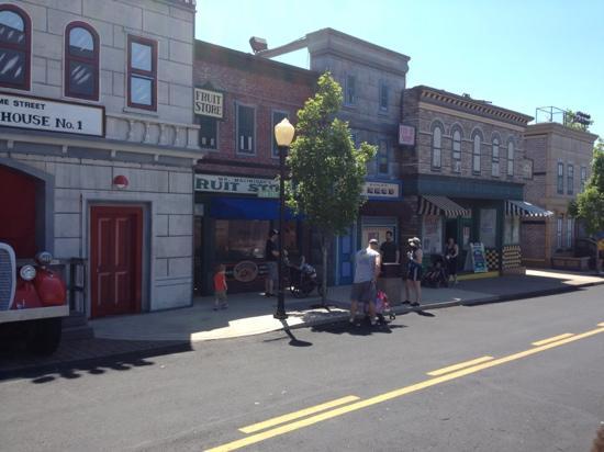 Лангхорн, Пенсильвания: Sesame Street