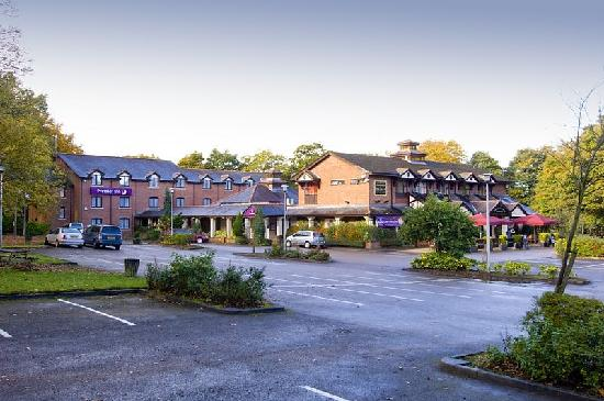 Premier Inn Manchester (Wilmslow) Hotel 이미지