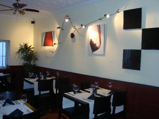 Restaurante La Nina: Dining room