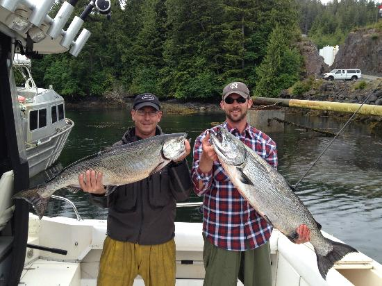 Bear Cove Cottages Resort: fishing