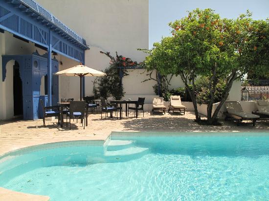 Hotel Dar Said : Piscina
