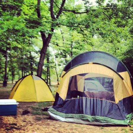 Riversedge Campground : our campground