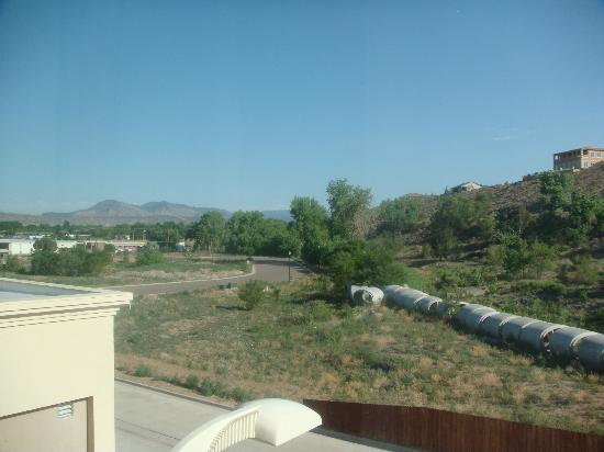 Hampton Inn Canon City: View from Room