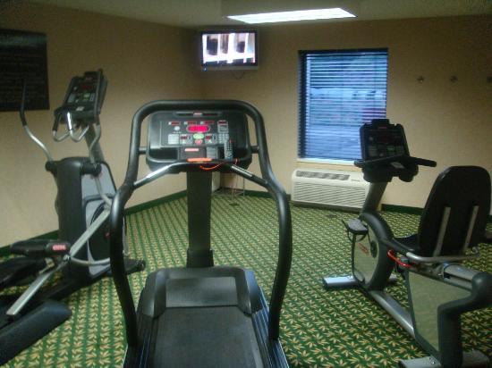 Hampton Inn Canon City: Exercise Room