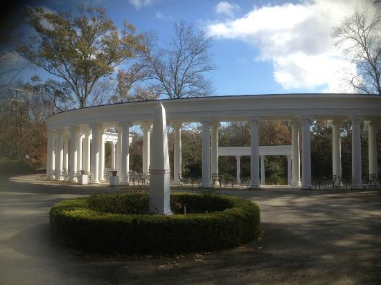 Hemingbough: the amphitheater