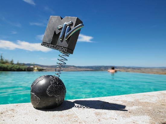 La Bandita: The pool
