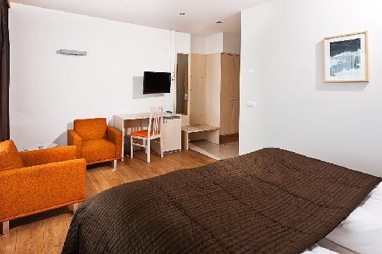 Hotel Klettur: Deluxe room