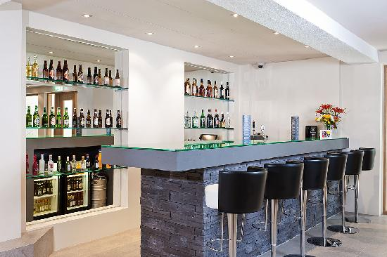 Hotel Klettur: The Bar