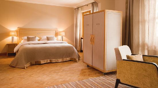 Hotel Bachmair Weissach : Junior Suite