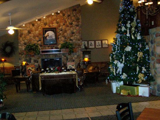 AmericInn Lodge & Suites Wabasha: Entry/welcome area