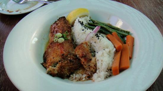 Doce Lunas: Red Rockfish Nakayama Katsu