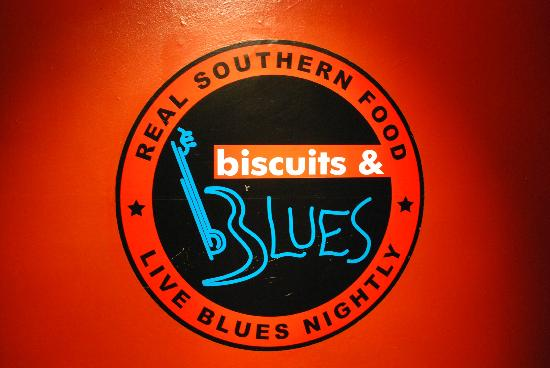 Biscuits and Blues: Sign1