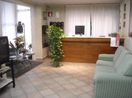 Albergo La Posta: Reception