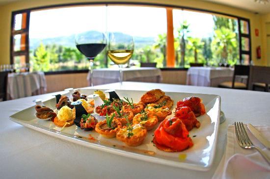 Valdastillas, Spain: Gastronomía