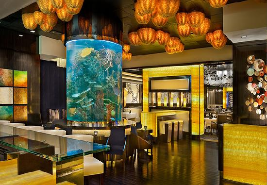 Atlantis Steakhouse at Atlantis Casino Resort Spa: Atlantis Steakhouse Lounge