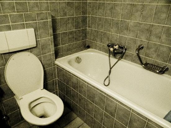 Hotel 33 : Bathroom. Quite clean.