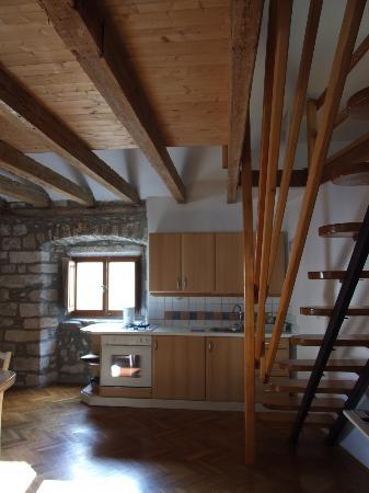 Apartments Martecchini: Baldo suite