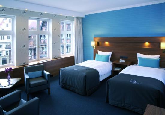 Van der Valk Hotel Hildesheim: Deluxe Twin