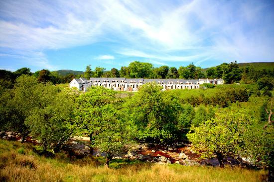 Kippure Estate : The wilder part of Wicklow
