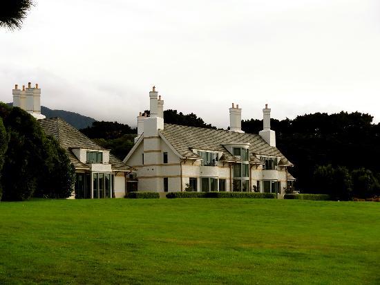 Wharekauhau Country Estate: Wharekauhau Lodge