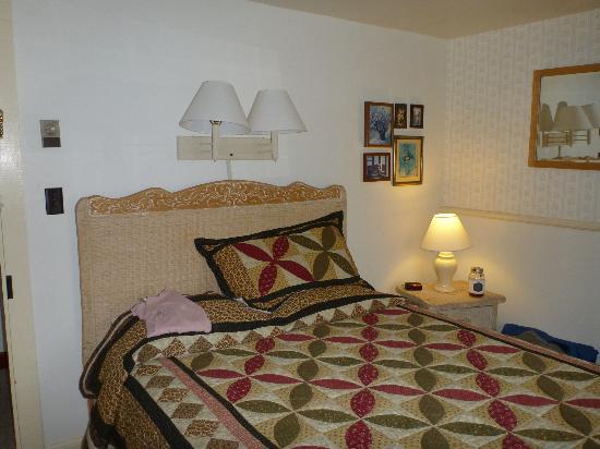 Mount Elbert Lodge: Room
