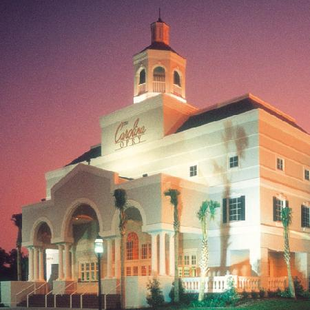 Calvin Gilmore Theater, home of The Carolina Opry