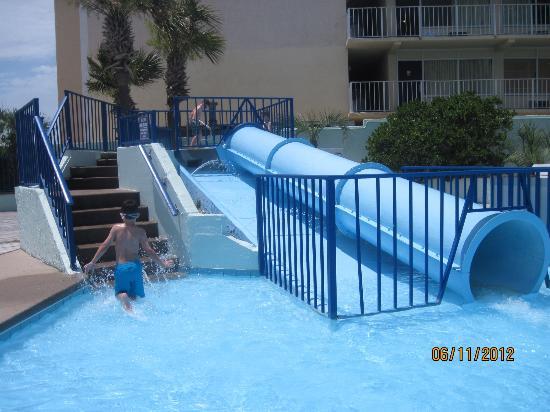 Sea Mist Oceanfront Resort: Sea Mist kiddie pool
