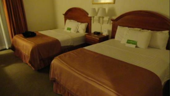 La Quinta Inn Tehachapi : Nice clean beds
