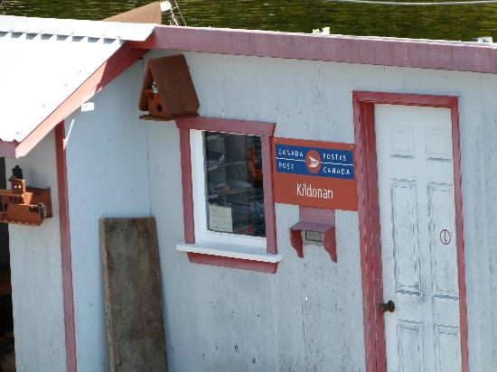 Lady Rose Marine Services: Kildonan floating post office
