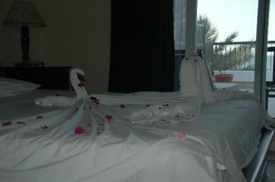 Hotel Dar El Bhar: Suite/ Zimmer