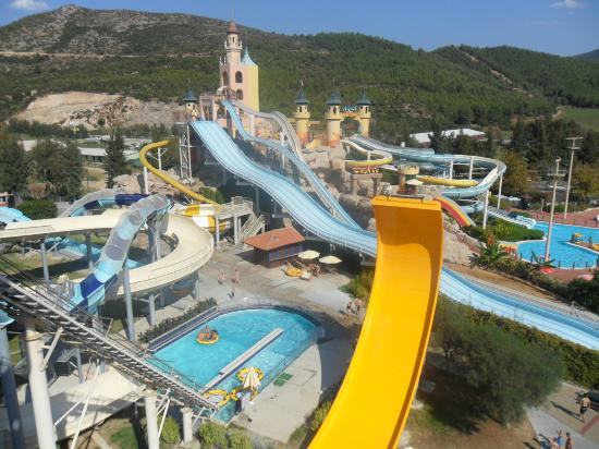 Aqua Fantasy Aquapark Hotel & SPA: waterpark