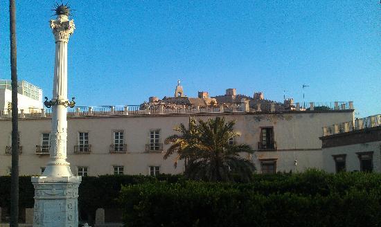 Bedroom Picture Of Aire Hotel Ancient Baths Almeria TripAdvisor