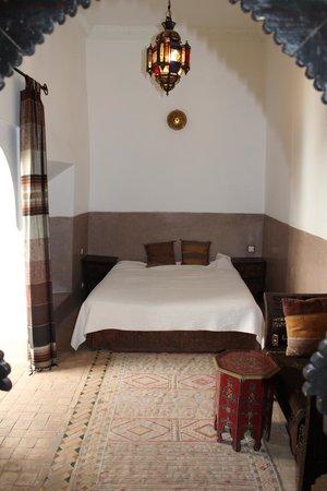 Riad Al Andaluz: Chambre